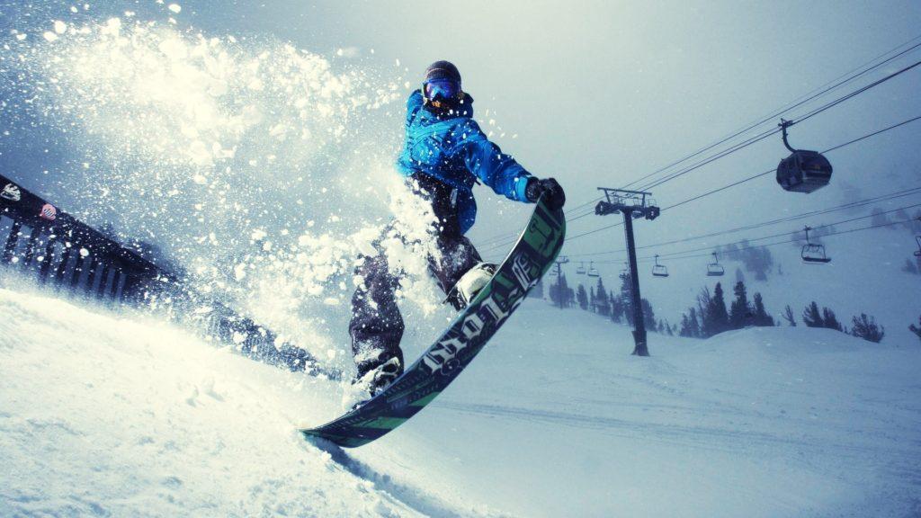 sport extreme montagne